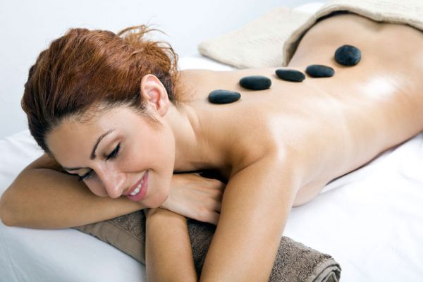 Hot Stone - Massage
