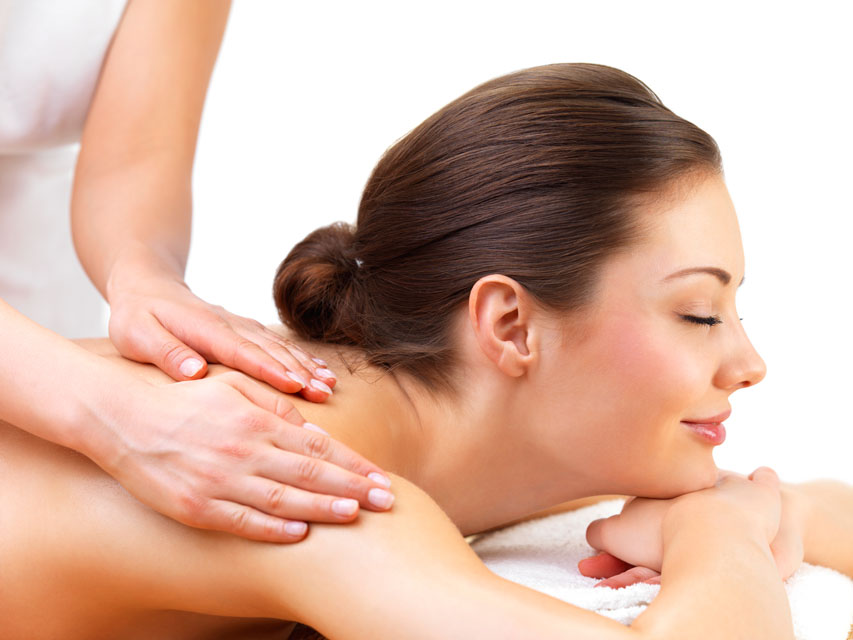 Massage bei Living Beauty Graz
