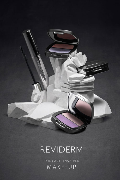 Reviderm Mineral Duo Eye Shadow bei Living Beauty
