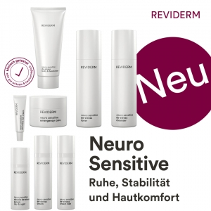 Neuro Sensitiv von Reviderm bei Living Beaty Graz